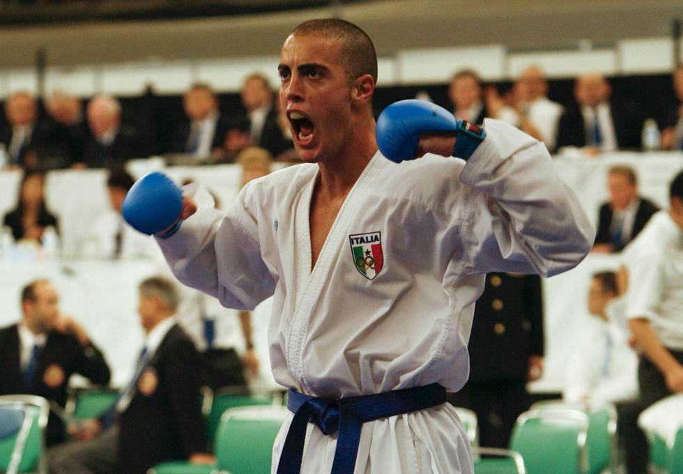 """Stefano Maniscalco: """"Sul Monte Bianco vi mostro i valori del Karate"""""""