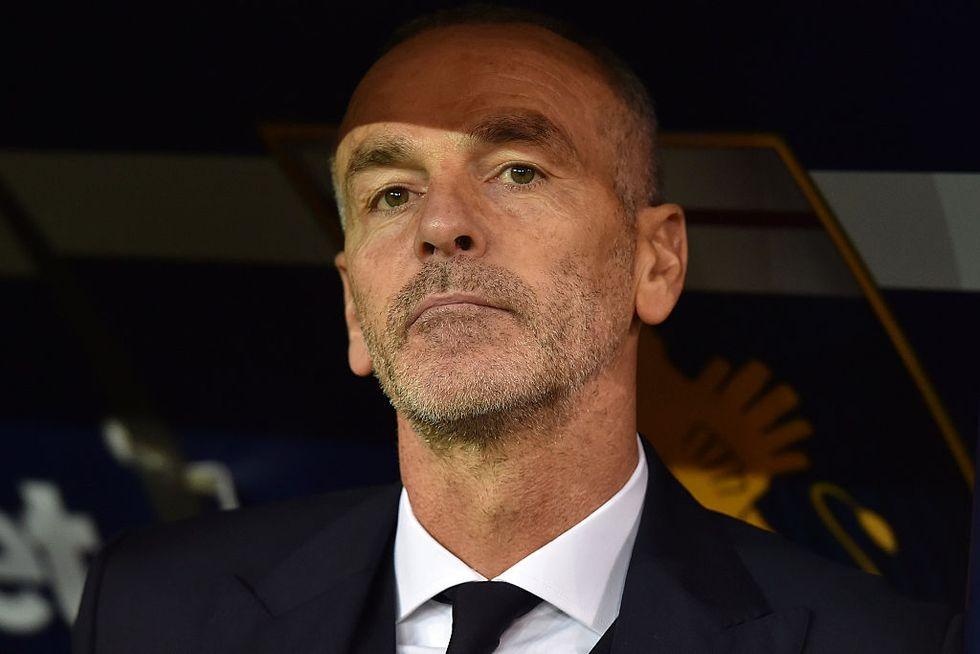 Stefano Pioli allenatore Inter esonero De Boer