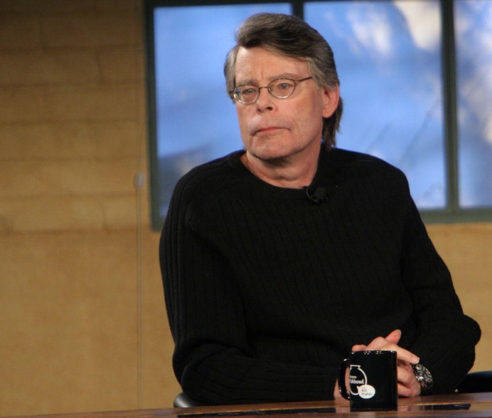"""Stephen King: """"Ecco come inizio i miei romanzi"""""""