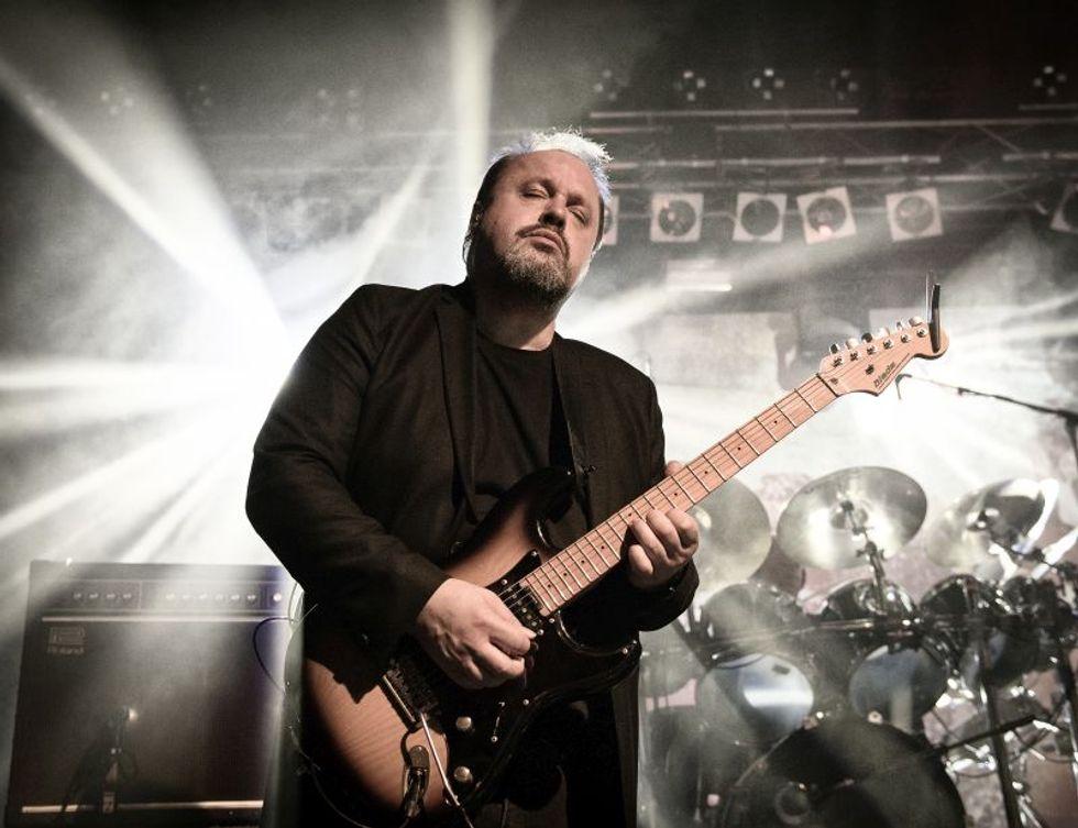 Steve Rothery: in concerto a Milano la leggenda dei Marillion