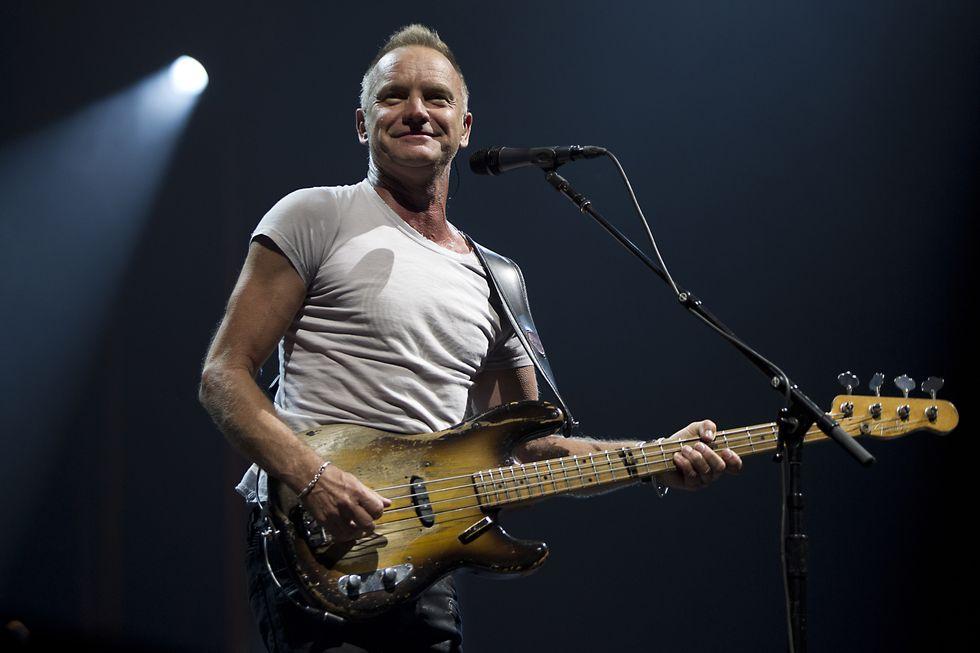 Sting - Le 10 canzoni indimenticabili