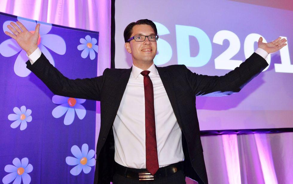 I nazisti svedesi che vogliono l'uscita dell'Ue