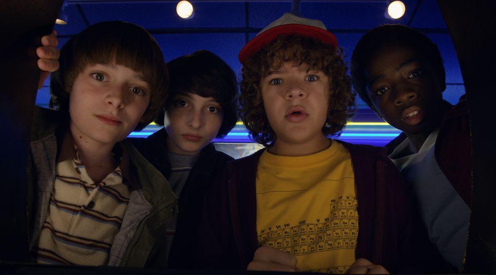 Stranger Things: su Netflix la seconda stagione. Foto e  trailer