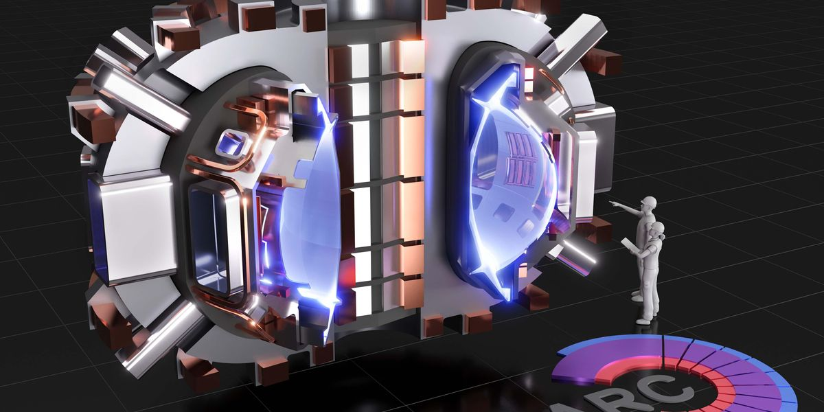 super magnete nucleare