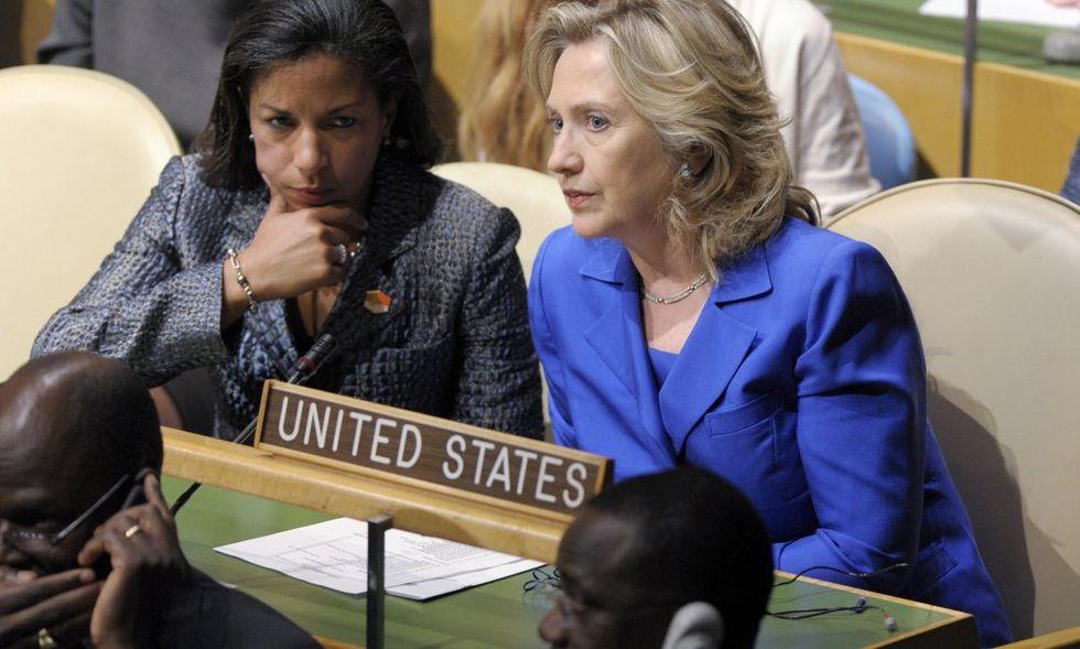 Susan Rice e i flop di Barack Obama