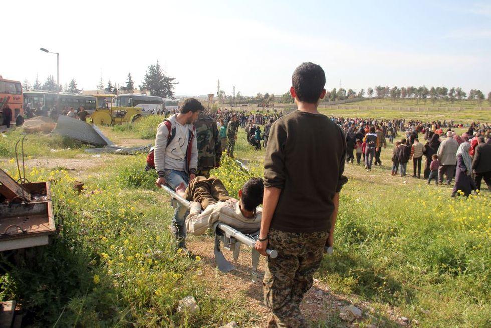 SYRIA-autobomba