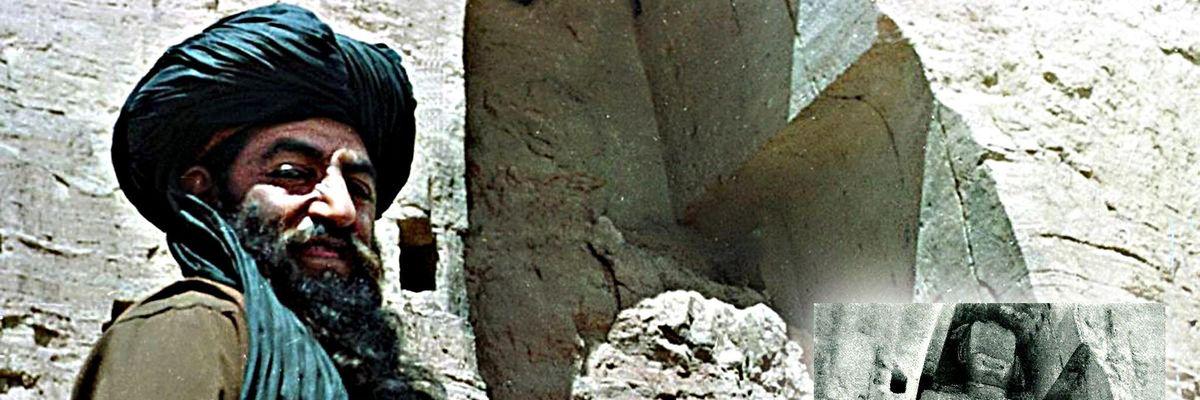Talebani statua Buddha di Bamyian