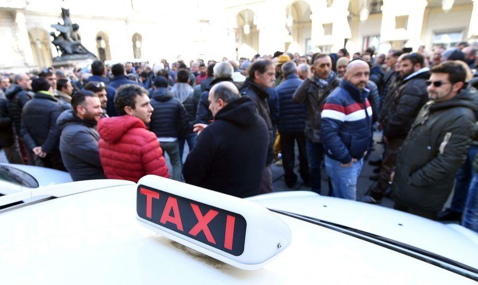 taxi-proteste