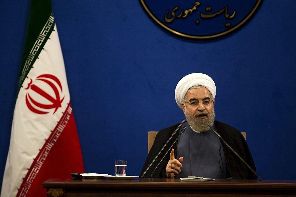 L'Iran, Hassan Rouhani, il suo governo contestato