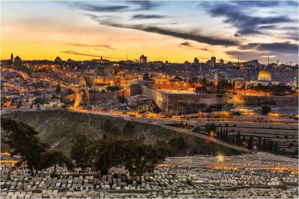 Tel Aviv e Gerusalemme