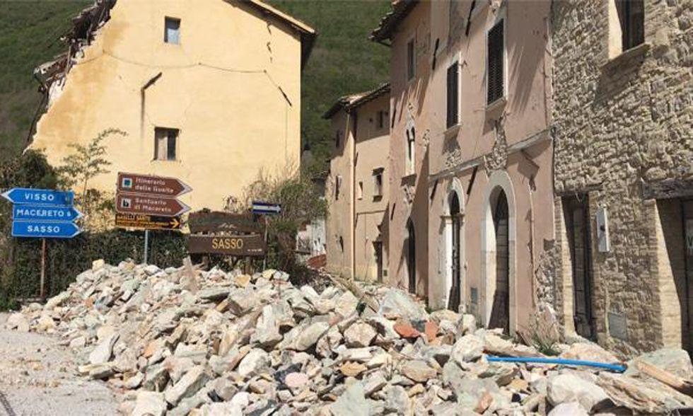 Terremoto: Ussita