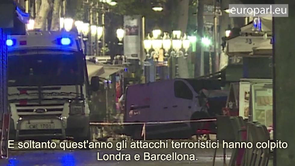 terrorismo parlamento europeo