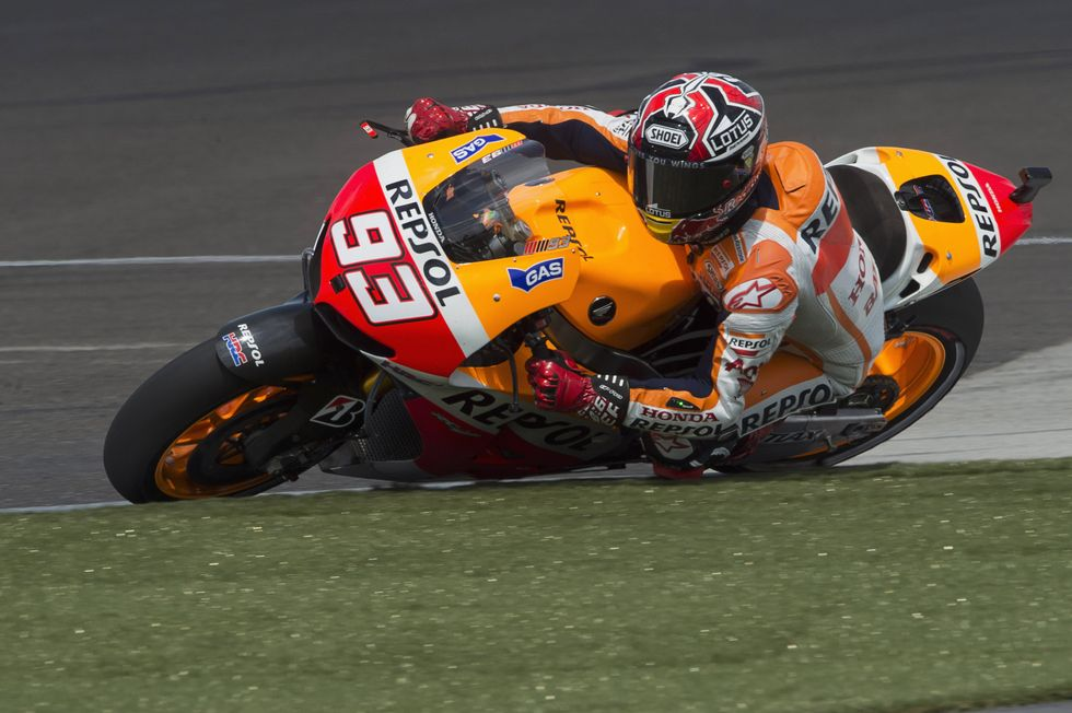 MotoGp, Gp Indianapolis: Marquez strapazza tutti