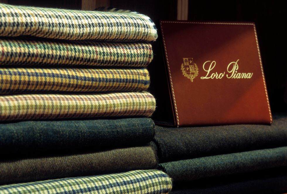 Louis Vuitton compra Loro Piana