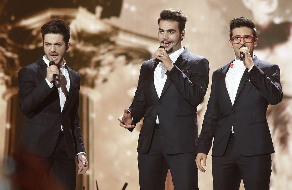 Eurovision 2015, Italy thrid on the podium with Il Volo trio