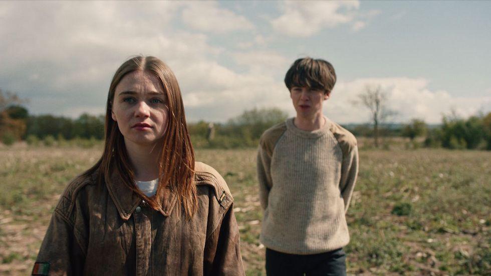 The End of the Fucking World: foto e trailer della nuova serie di Netflix
