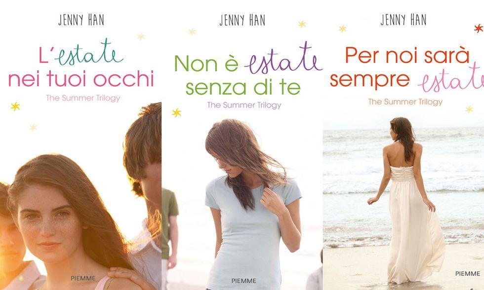 'The Summer Trilogy' di Jenny Han. Estate, tempo d'amore