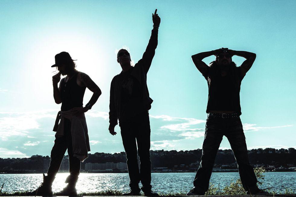 Winery Dogs, il supergruppo hard rock live a Milano il 14 giugno