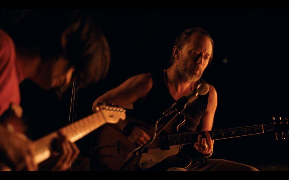 Thom Yorke e Jonny Greenwood (Radiohead) incantano Macerata - Scaletta