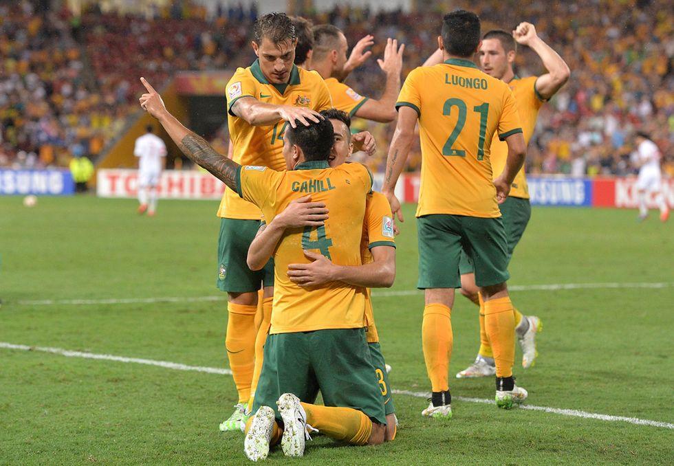 Coppa d'Asia: Corea del Sud e Australia prime semifinaliste