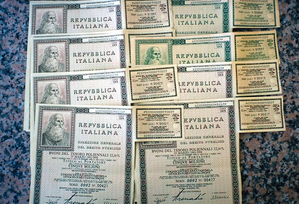 Perché i titoli di stato italiani sono (di nuovo) a rischio