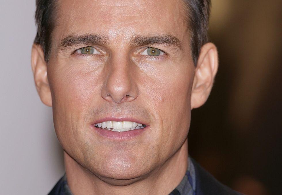 """Tom Cruise: """"È un giorno molto triste"""""""