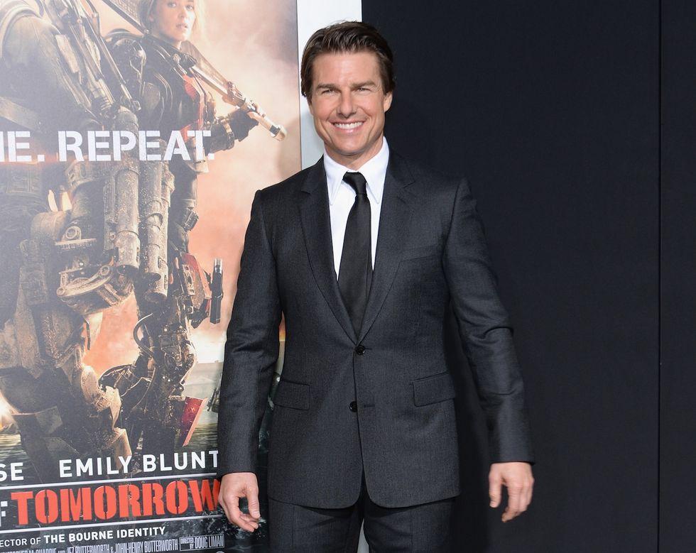 Tom Cruise e Amanda Kerr, nuova coppia ad Hollywood?