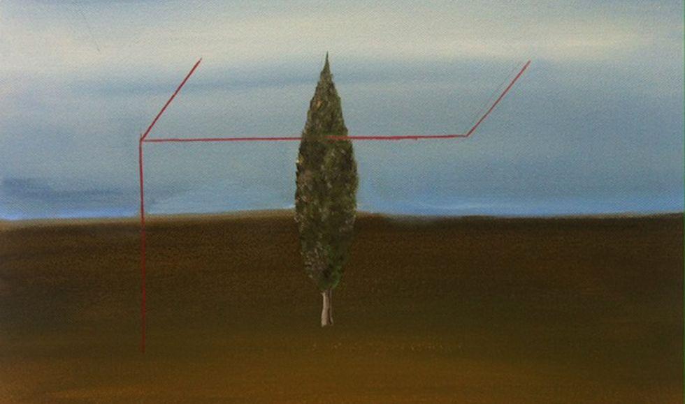 Tommaso Gorla - dalla serie Paesaggio incompleto