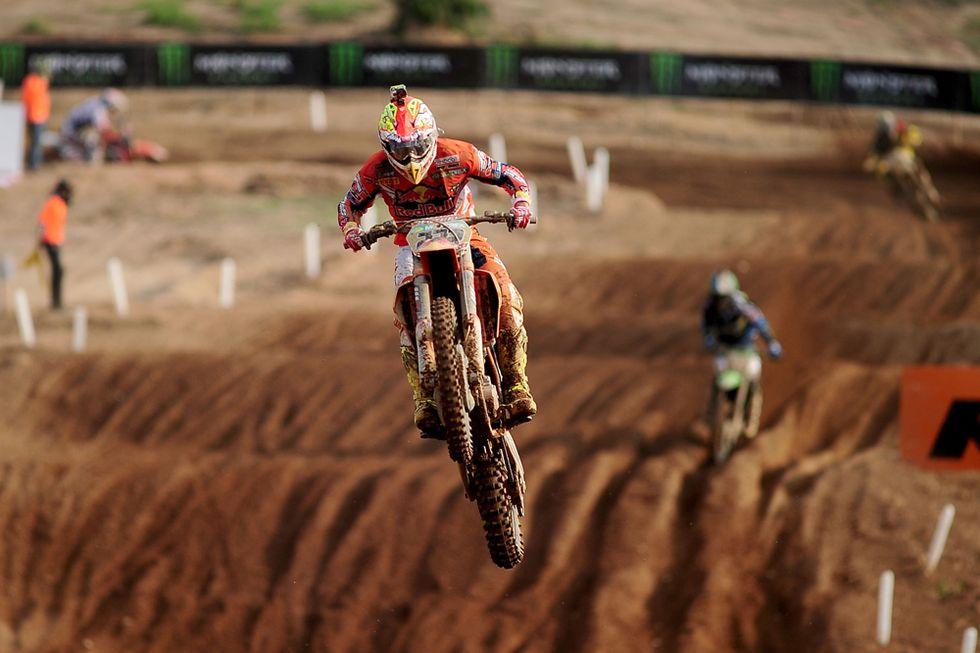 Motocross, il Mondiale arriva in Italia