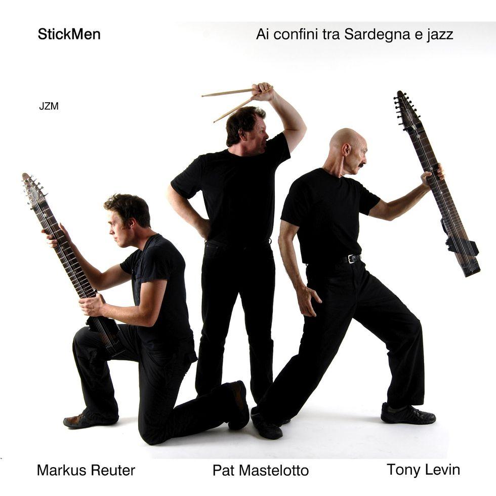 Tony Levin Stick Men: una superband nel nome del Prog
