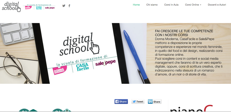 Torna la Digital School