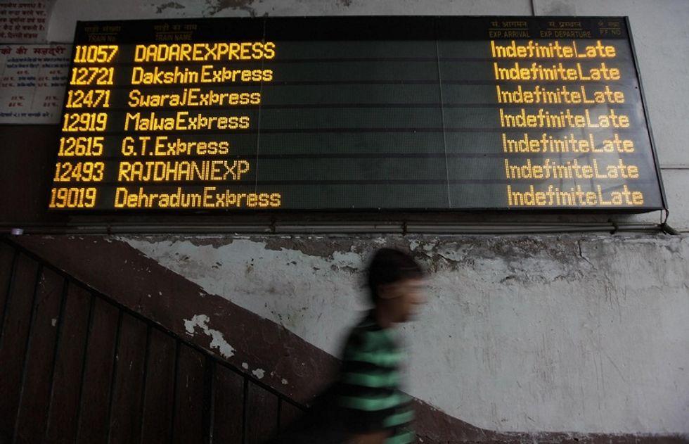 India: 350 milioni di persone senza corrente