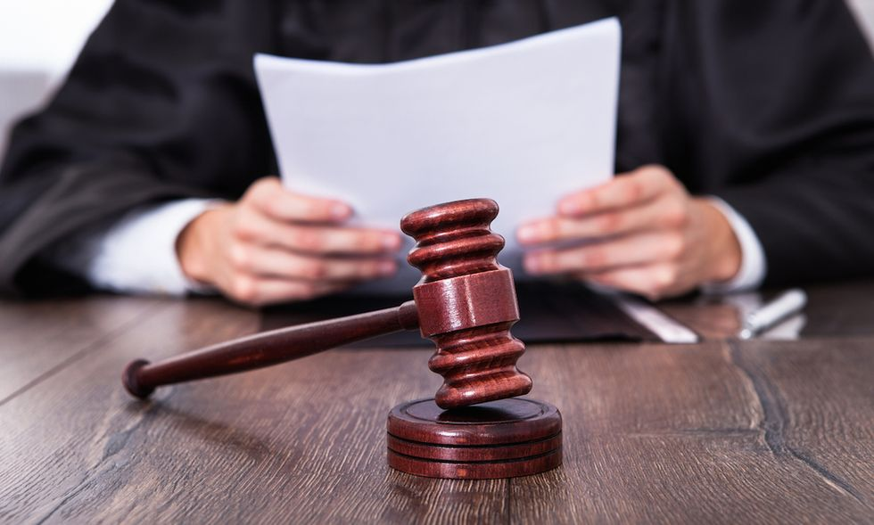 tribunale giudice processo