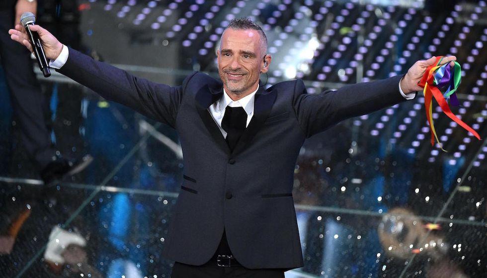 Sanremo 2016 Eros Ramazzotti