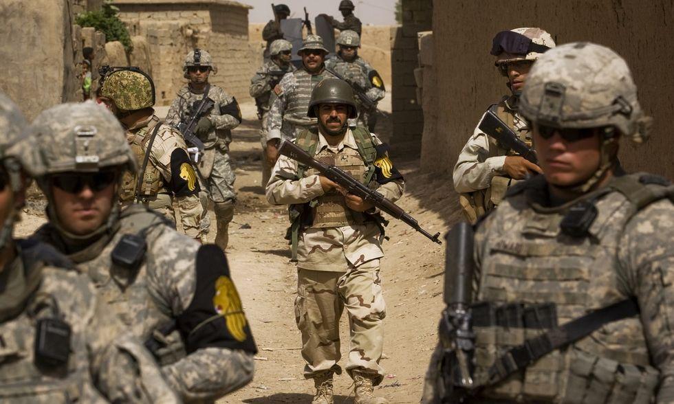Il Pentagono: stiamo battendo l'Isis in Iraq