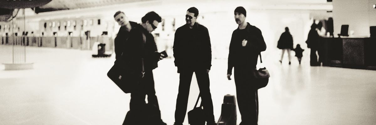 L'album del giorno: U2, All that you can't leave behind