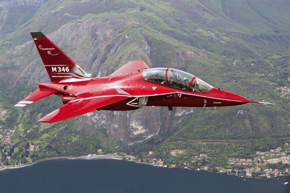 Jet italiani per Israele