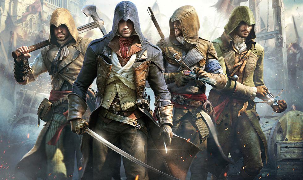 Assassin's Creed: Unity, con gli amici a Parigi - Trailer