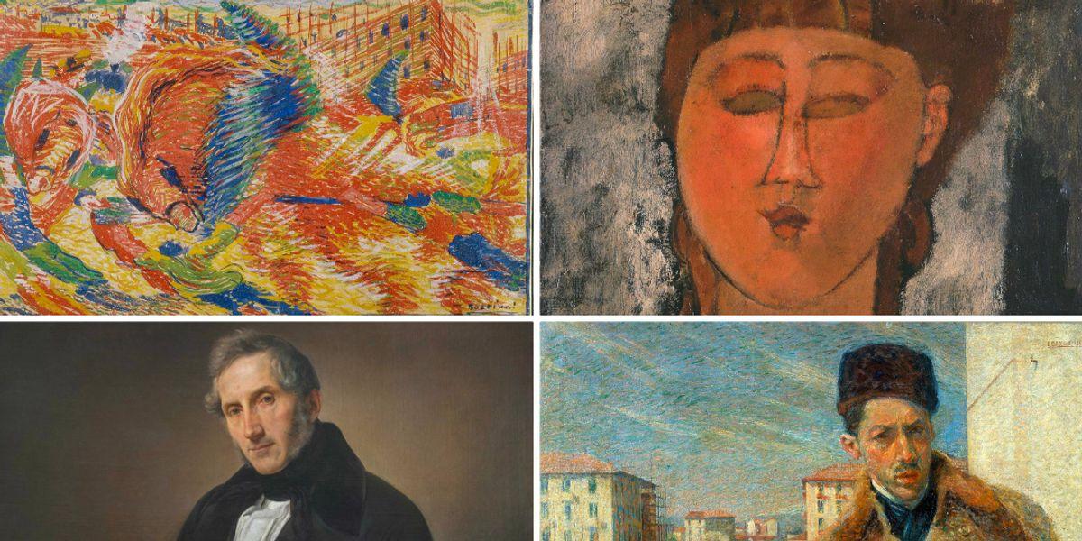 La Pinacoteca di Brera in «Haltadefinizione»