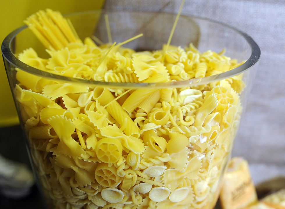 Banza, a new pasta made of chickpeas