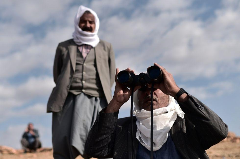La battaglia di Kobane con gli occhi dei curdi