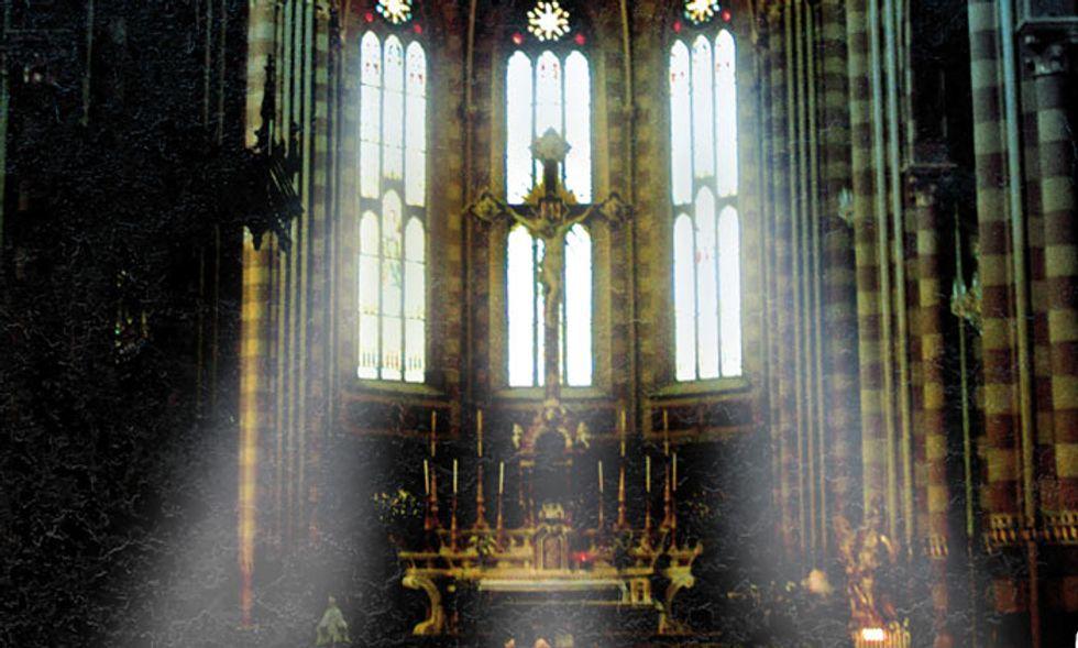 'La cattedrale dei nove specchi', il nuovo thriller esoterico di Martin Rua