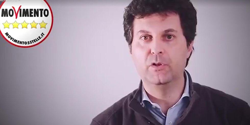 M5S: il Sciur Brambilla che vuole diventare sindaco di Napoli