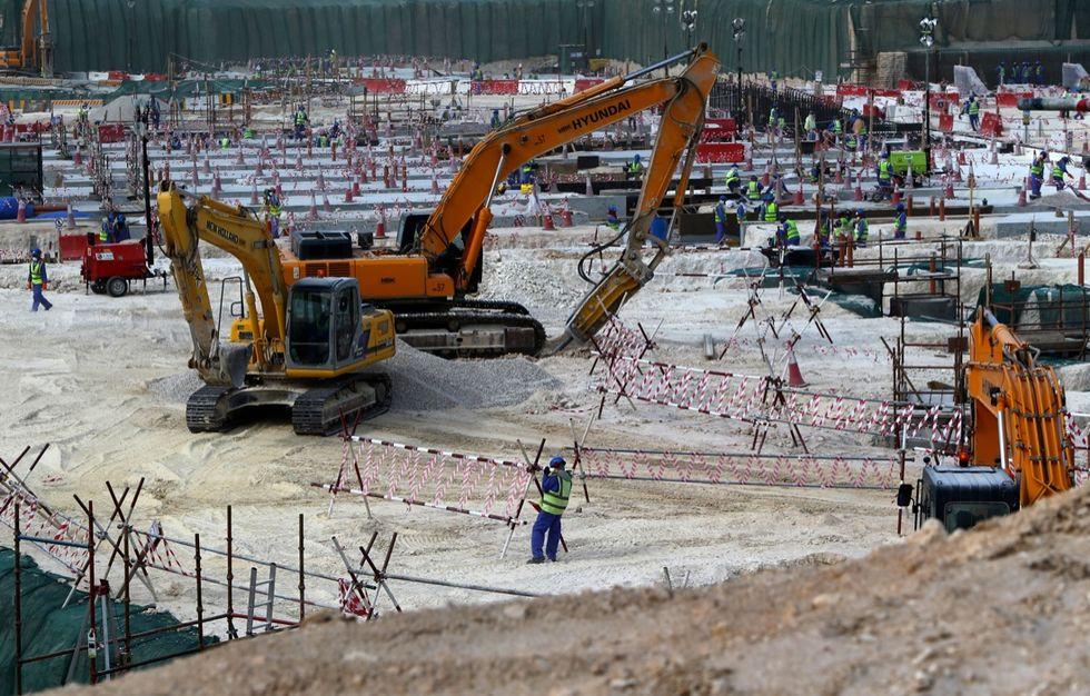 Qatar 2022: la partita sinora persa delle morti bianche degli operai