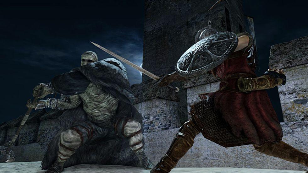 Dark Souls II, che la morte sia con te - Trailer