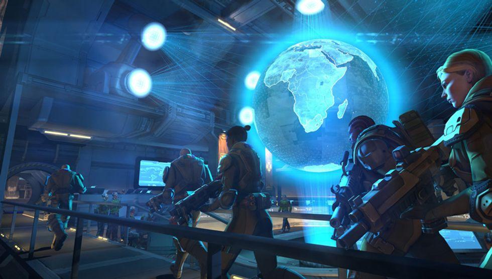 XCOM: Enemy Unknown, ecco come si ricrea un classico - L'intervista