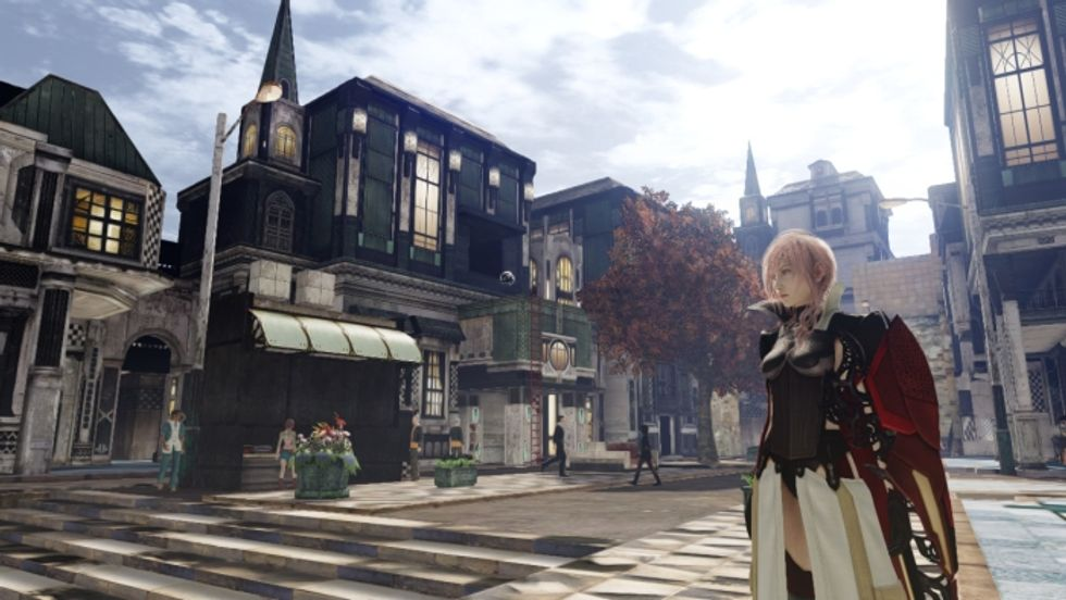 Lightning Returns: Final Fantasy XIII, svelato il trailer di lancio