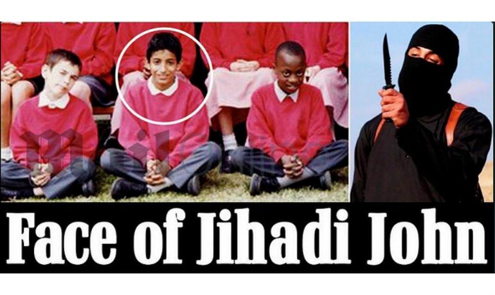 Jihadi John: la foto di quando era bambino