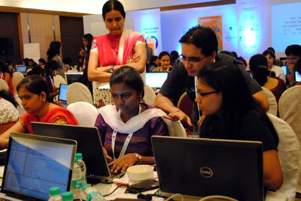 Donne & tecnologia, l'hackaton di Bangalore