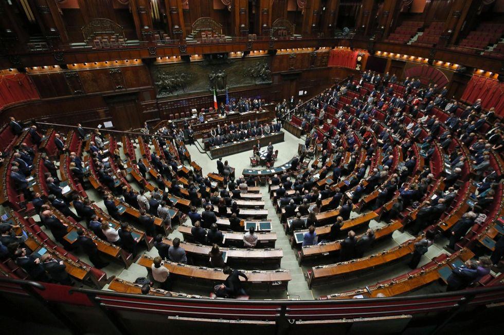 Camera deputati Parlamento